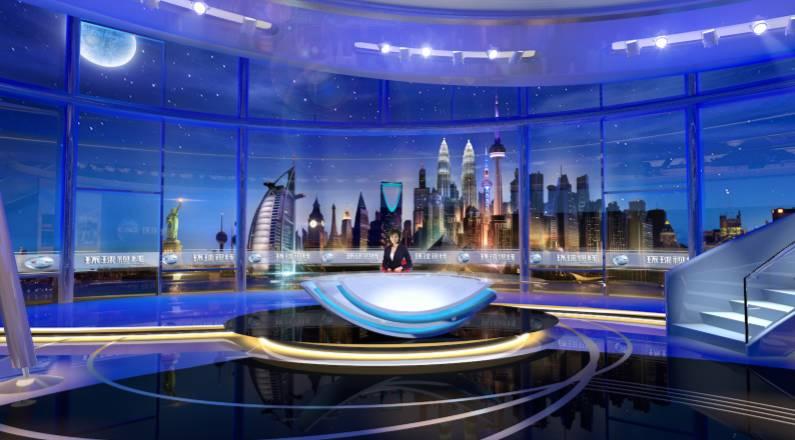 央視新聞演播室設計招標圓滿完成!